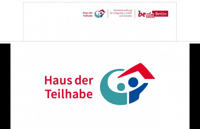 Logo Haus der Teilhabe Berlin